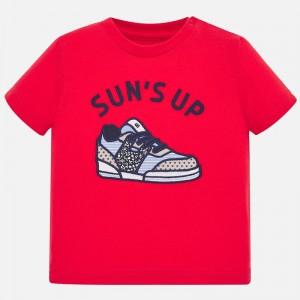 Chlapčenské tričko s krátkym rukávom - PRINT - 1040-11
