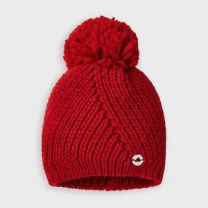 Dievčenská čiapka - Pompom - 10903-69
