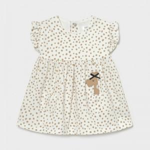 Dievčenské šaty - Striped dress - 1812-96