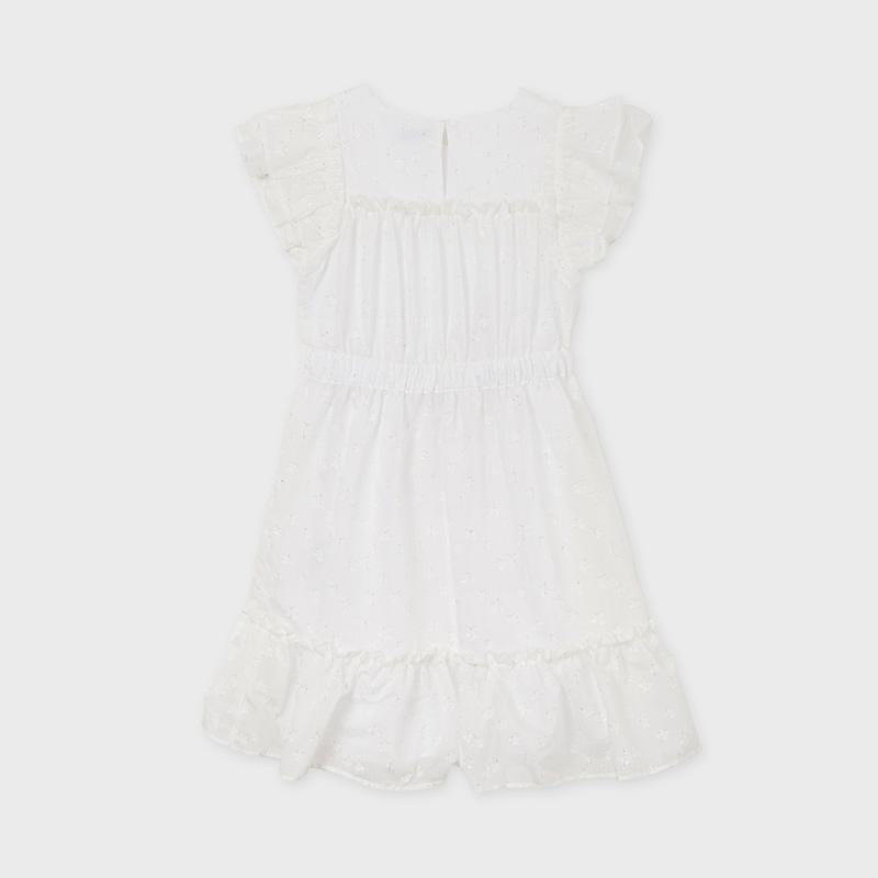 Dievčenské šaty - Gauze dress