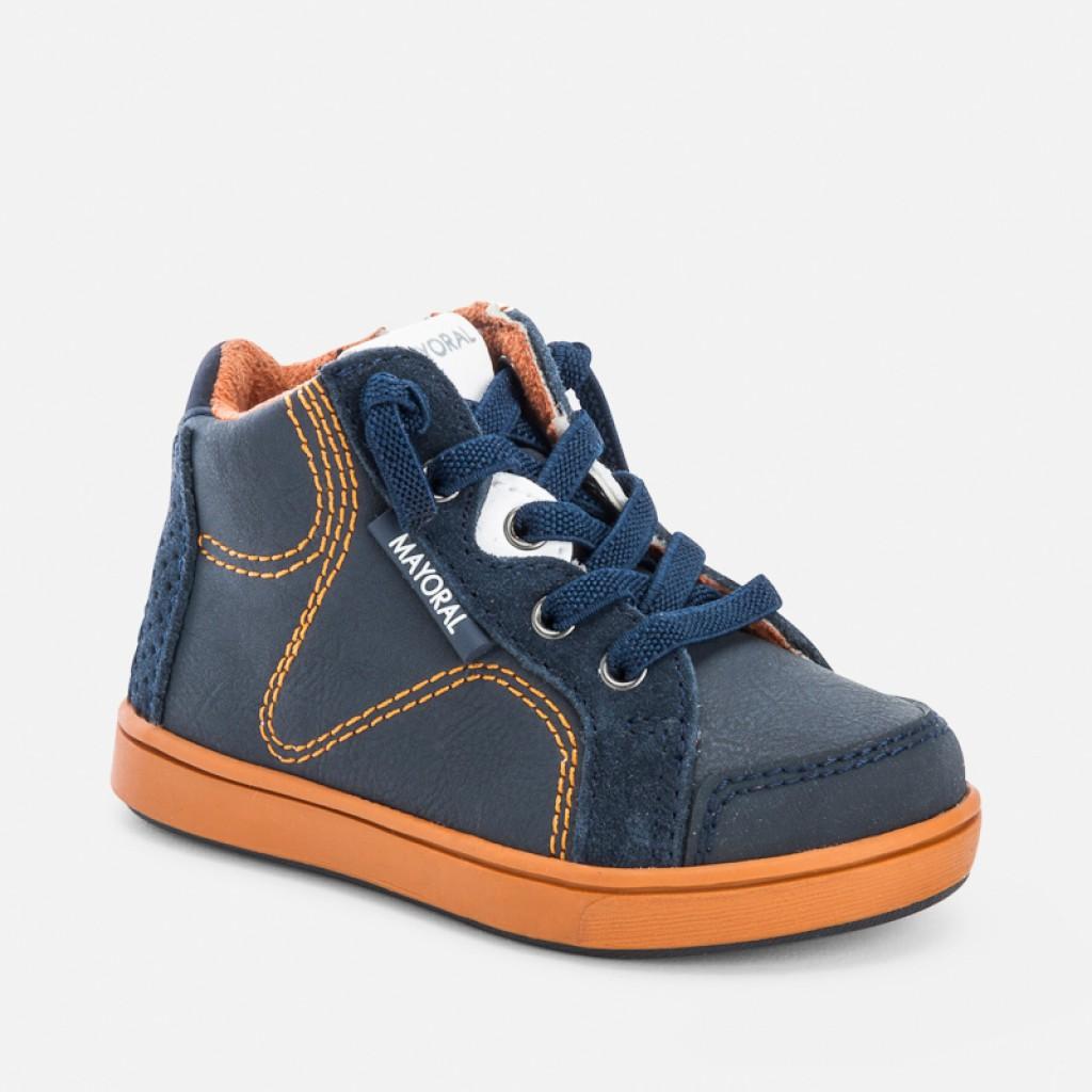 abaed190e659a MAYORAL detská móda | Detské oblečenie - Športové topánky Mayoral ...